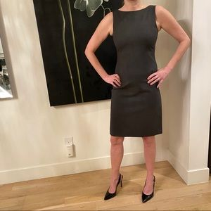 Theory Sheath Dress - 4